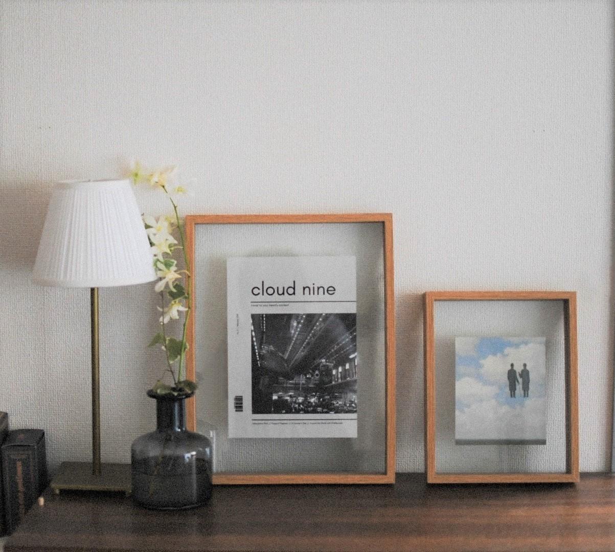 【Standard Products(スタンダードプロダクツ)】木製フォトフレームの使い方