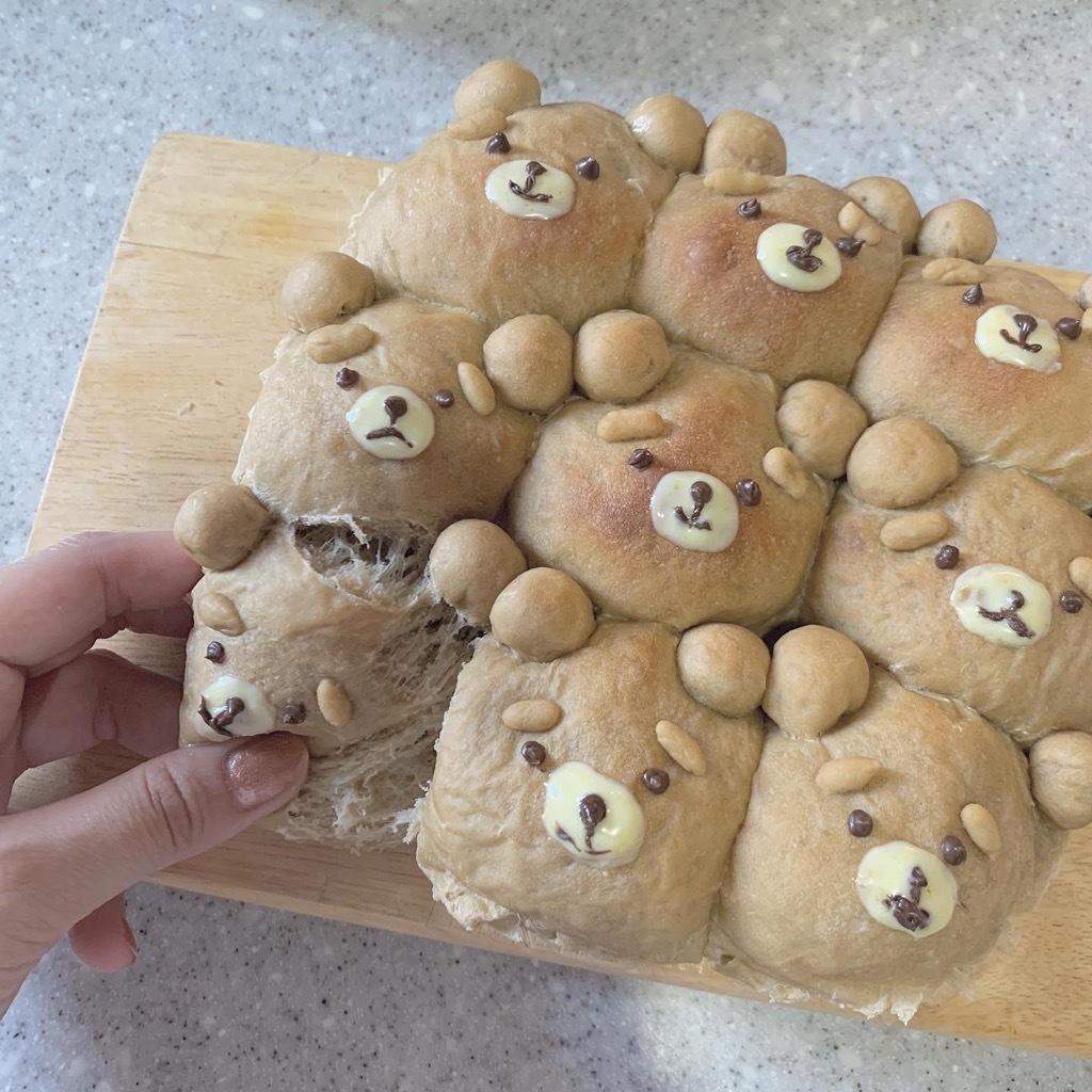 【tedパン】可愛すぎて食べられない!?_1_3