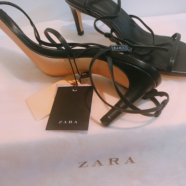 ZARAで華奢ストラップのサンダルを最底(?)価格で_1_1-3