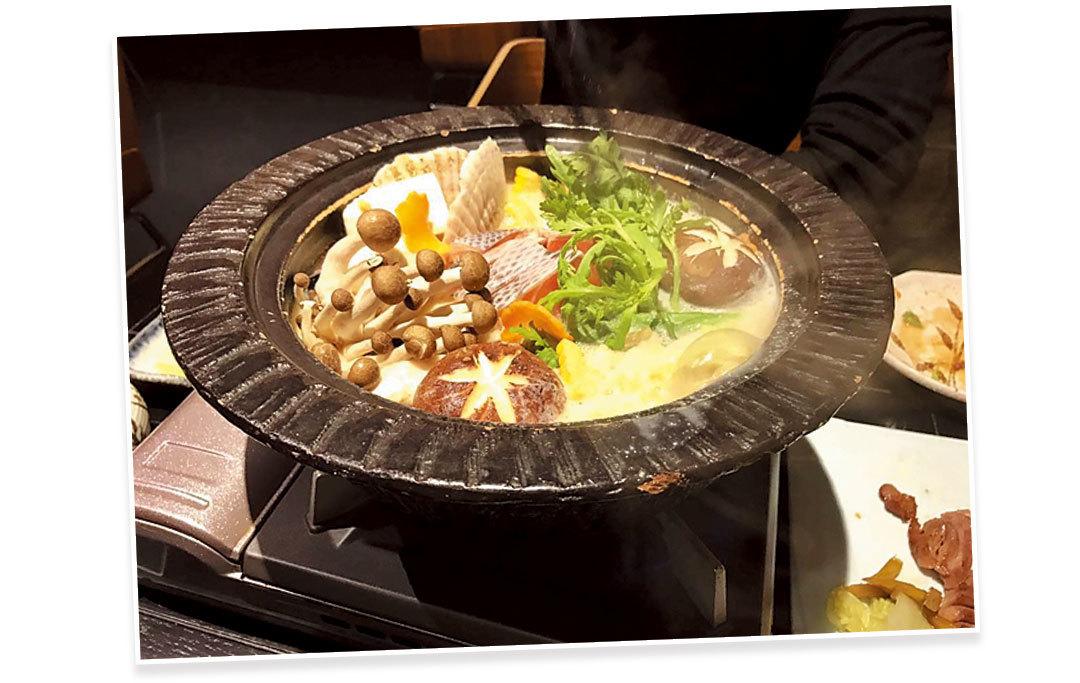 ノンノモデル泉はるの「冬といえばコレ」はみんなで食べるあつあつの「鍋」_1_3