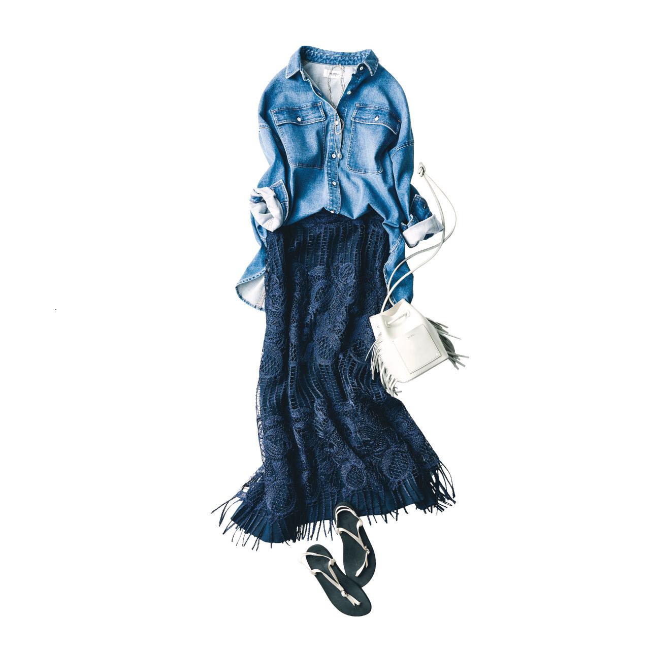 【大人のためのビーサン】アラフォーのカジュアルコーデに似合うビーサンのあわせ方&選び方|40代ファッション_1_6