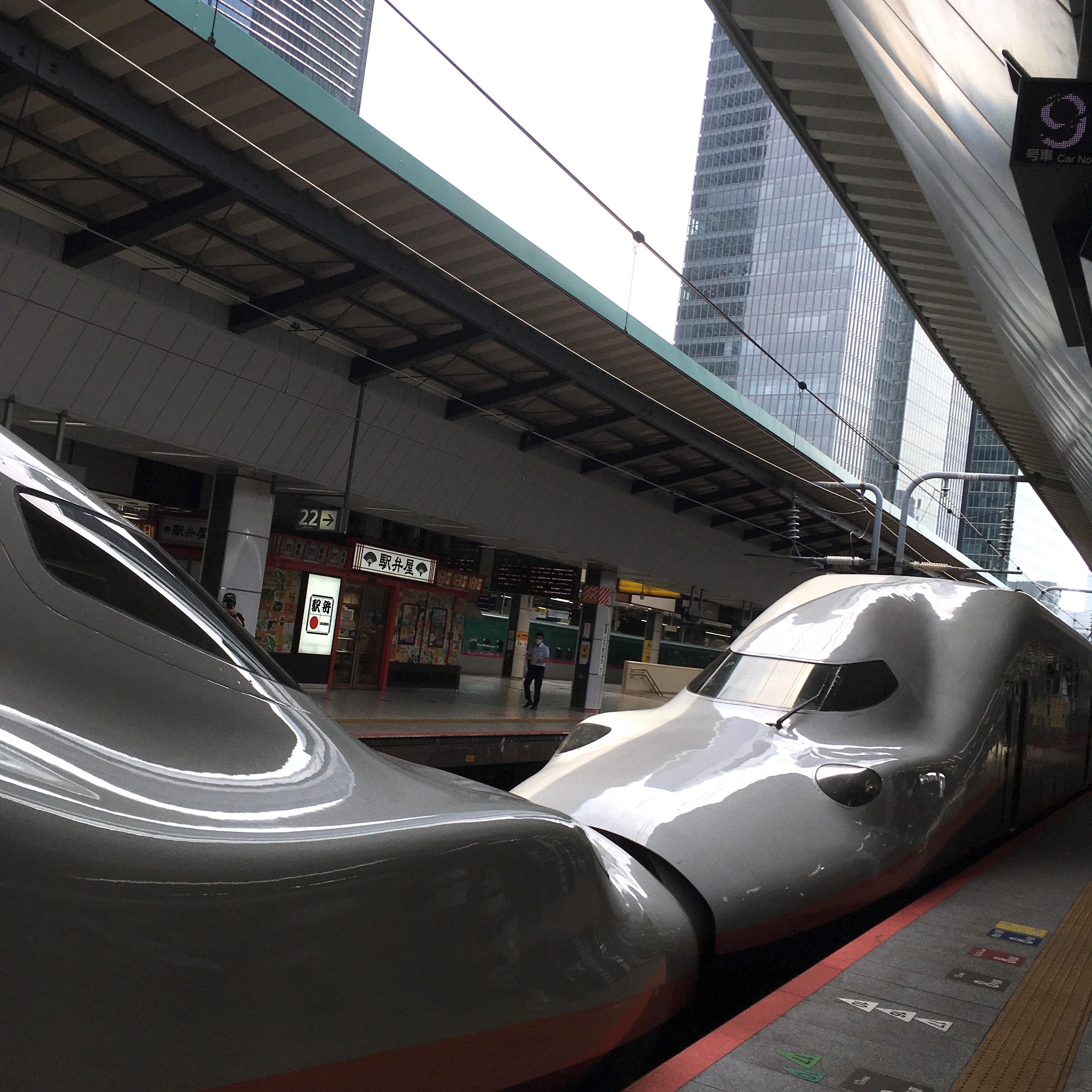 「新幹線がエスカレーターに!」の衝撃。_1_2-1