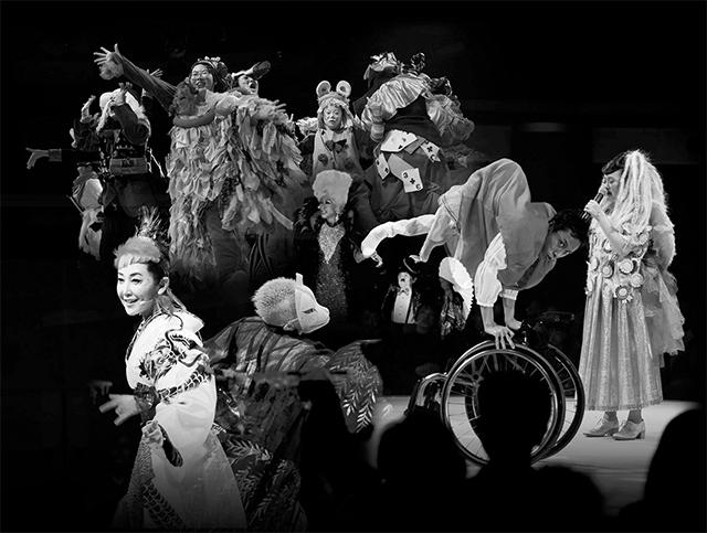 舞台『月夜のからくりハウス渋谷の巻』
