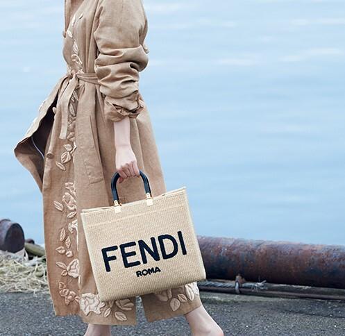 50代が上品に持てる人気ブランドの「かごバッグ」