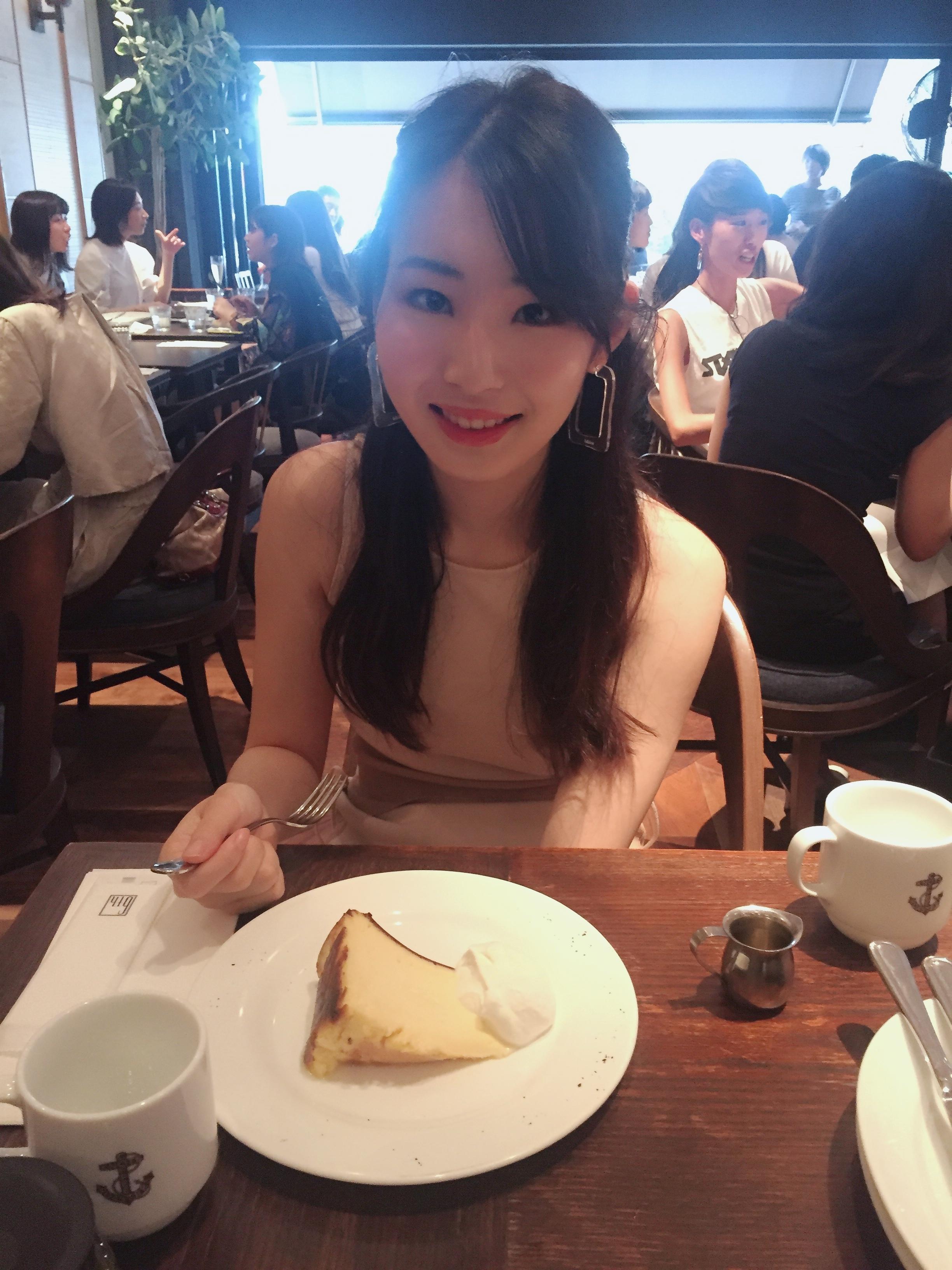 【衝撃】ふわふわパンケーキ&バスクチーズケーキが幸せすぎる♡_1_2