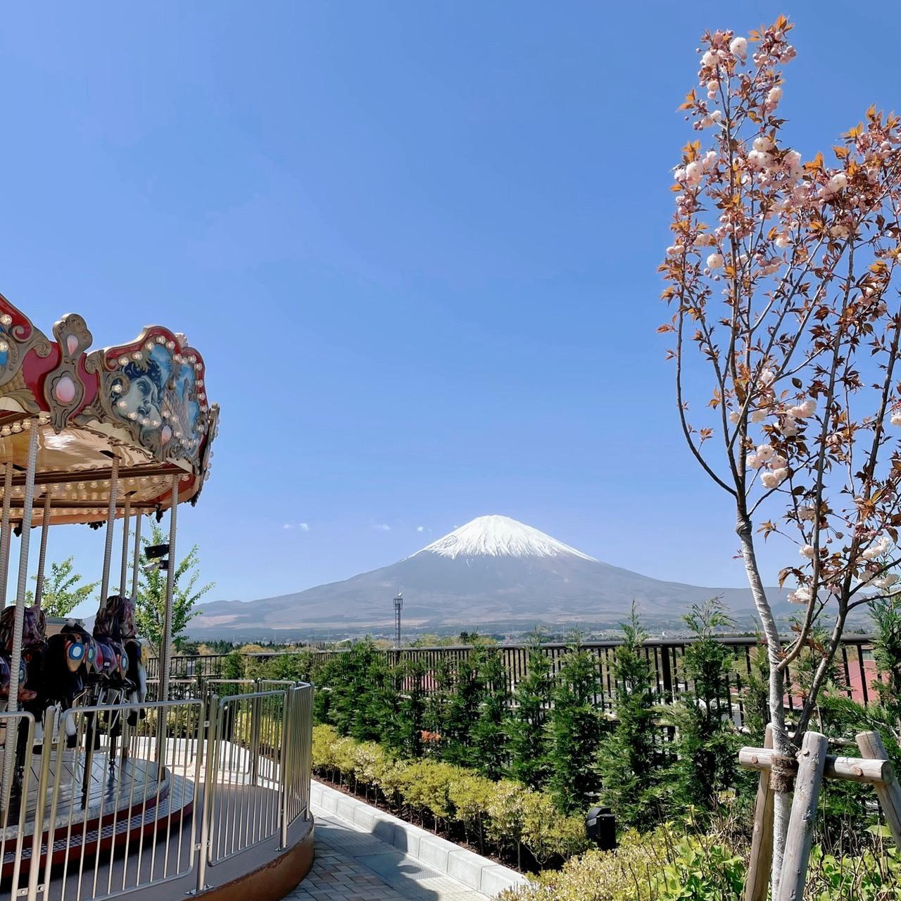 富士山とおいしい空気とショッピング_1_5