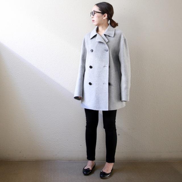 身長低めさんに嬉しいトレンド「ショート丈コート」! 今年の特徴&着こなしのコツは?【小柄バランスコーデ術#02】_1_3