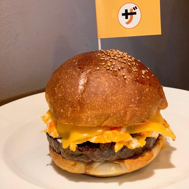 ハンバーガー画像