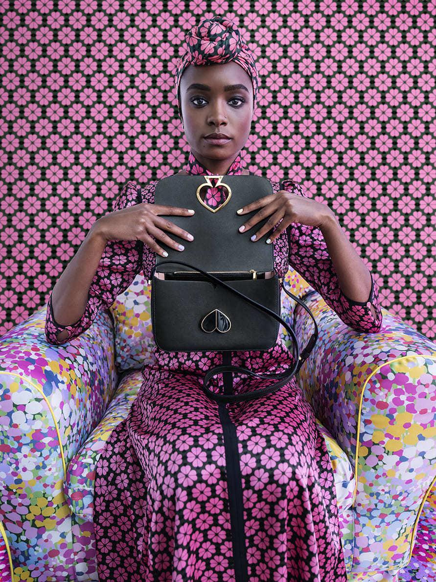 ファッション ケイト・スペード ニューヨークの2019春コレクション