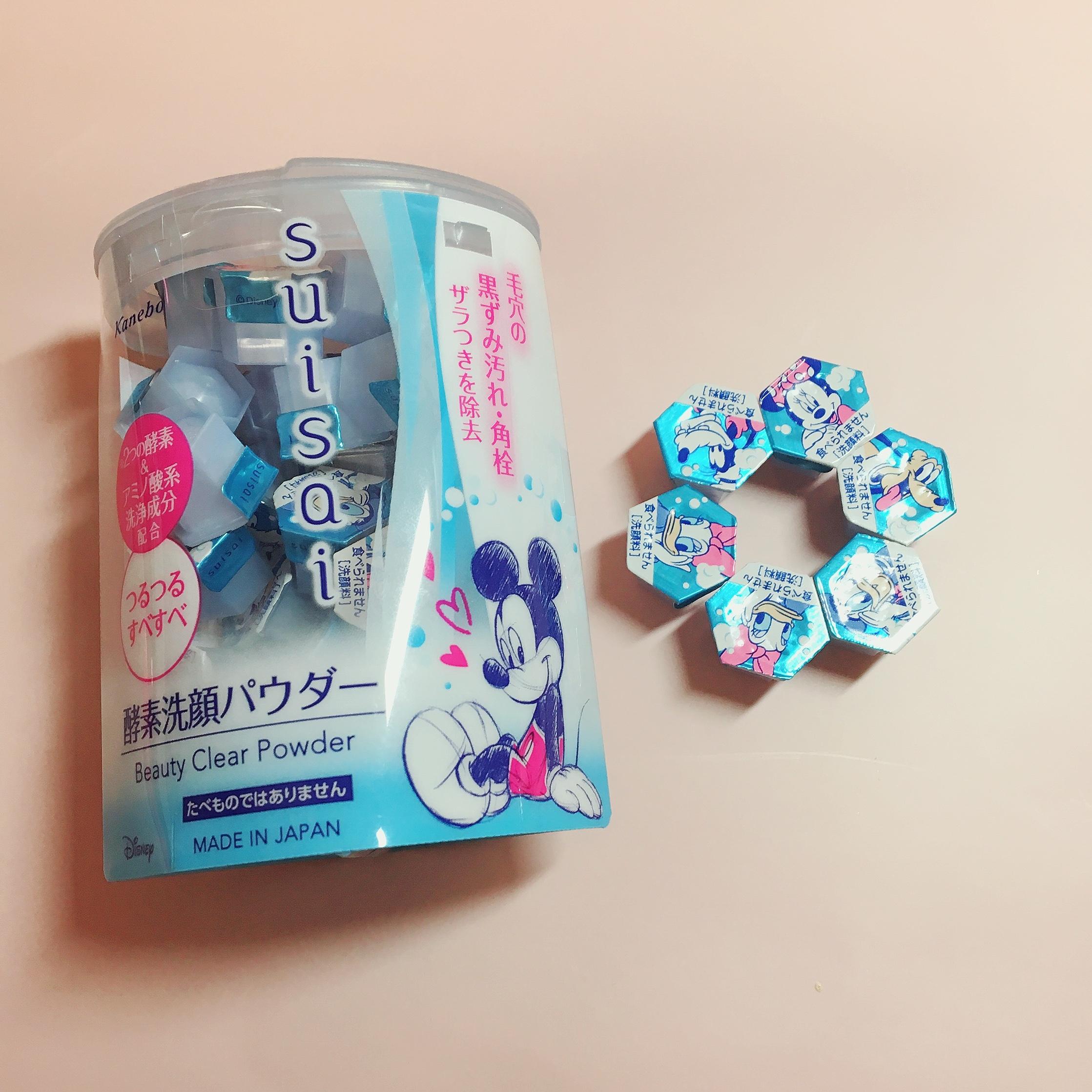 【suisai】限定!ディズニーのデザイン可愛すぎる♡_1_3