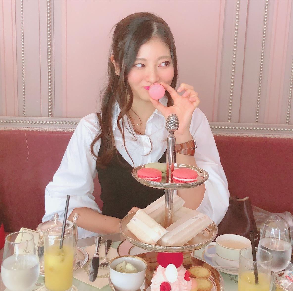 【銀座】LADUREE Caffe _1_3-2
