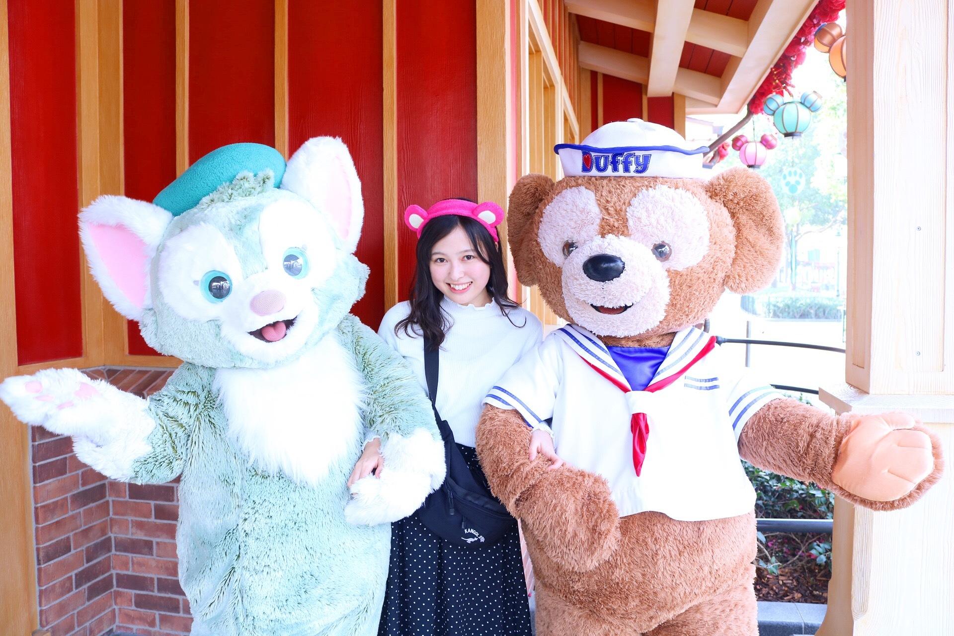 上海ディズニーランドで会えるキャラクターたちをご紹介します♡_1_1