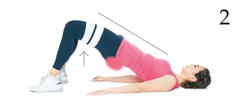 美尻のために、眠っているお尻の筋肉を目覚めさせる!<DAY 1>【キレイになる活】_1_6