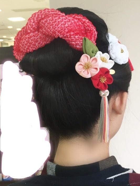 成人式の髪型紹介♡前撮りは伊勢丹写真館で_1_3-2