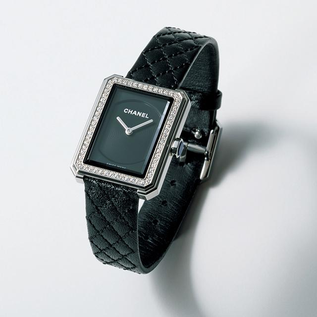 一本の時計がスーツの格を決めるといっても過言ではありません
