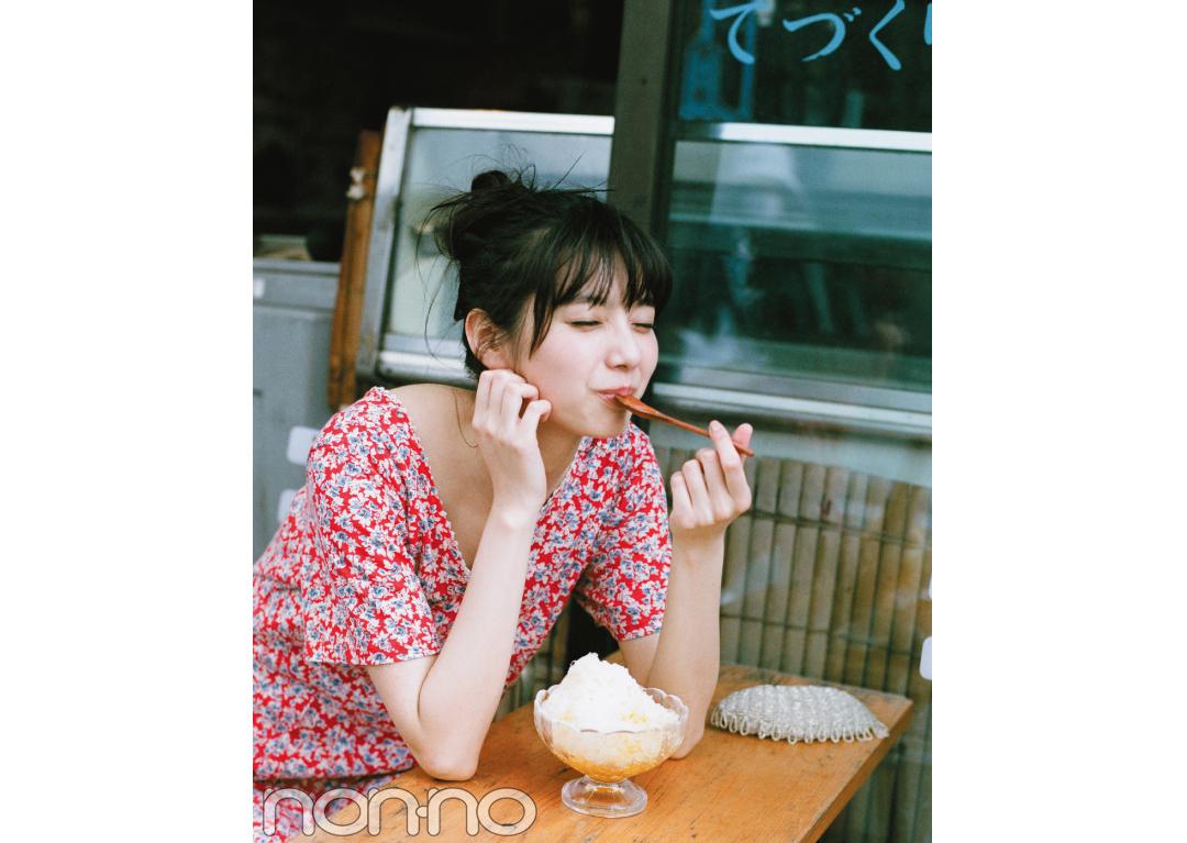 新川優愛のおすすめ♡ 東京かき氷SHOPをご案内!_1_2-1