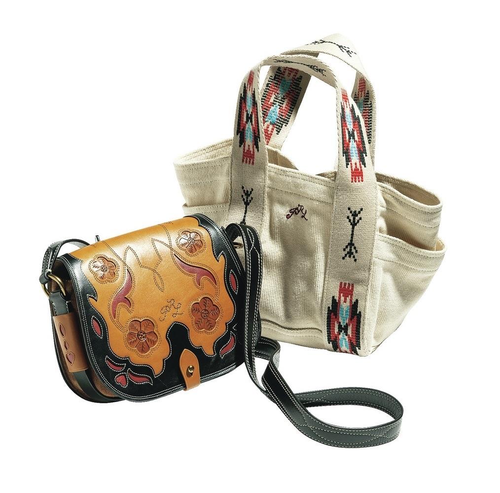 ファッション ポロ ラルフ ローレンのバッグ