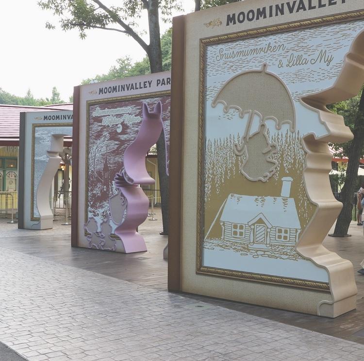 ムーミンバレーパークの世界観が素敵すぎる❁_1_5-2