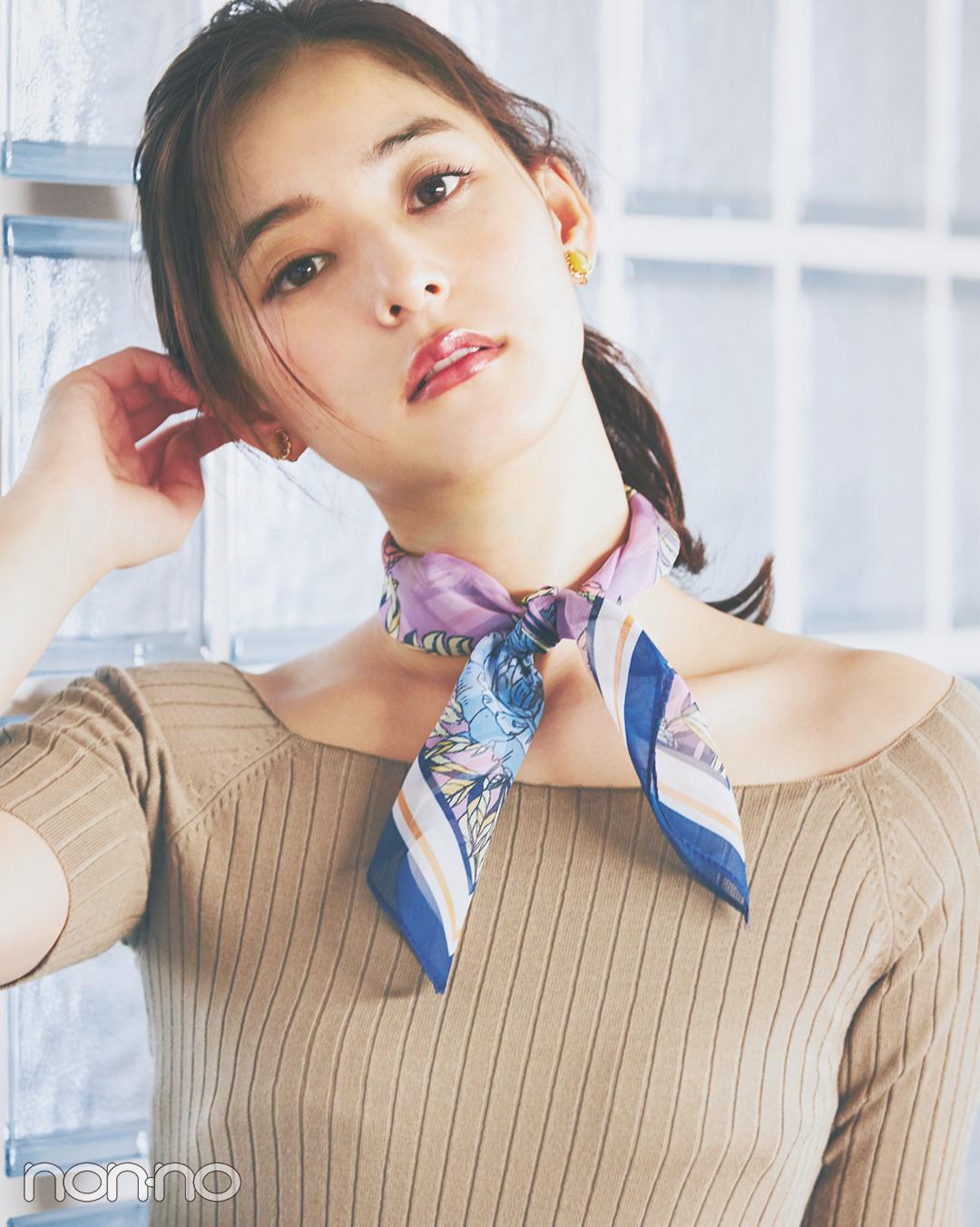 #新木優子のサバフェミニンなオフィスコーデをもっと見る_1_11