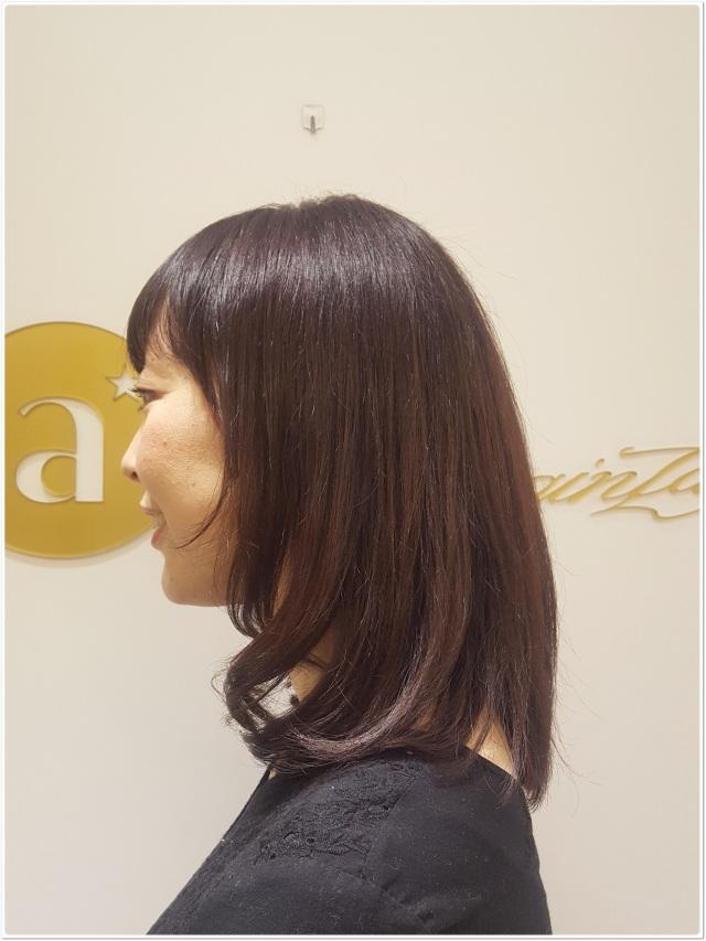 大人女性のヘアスタイルに必要なのは清潔感と好感度_1_2