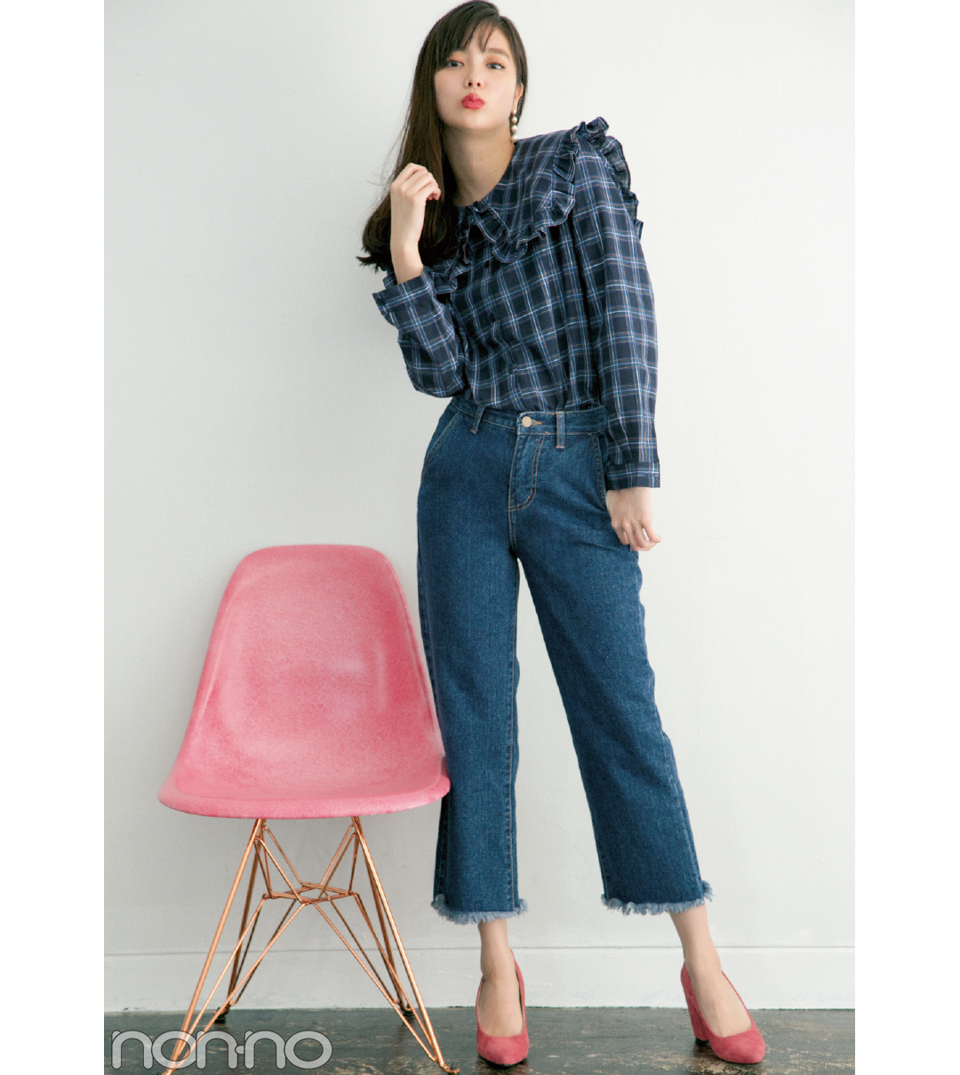 日本でも大人気の韓国スキニーデニム♡ chuuの-5㎏ jeansはコレ!_1_2-3