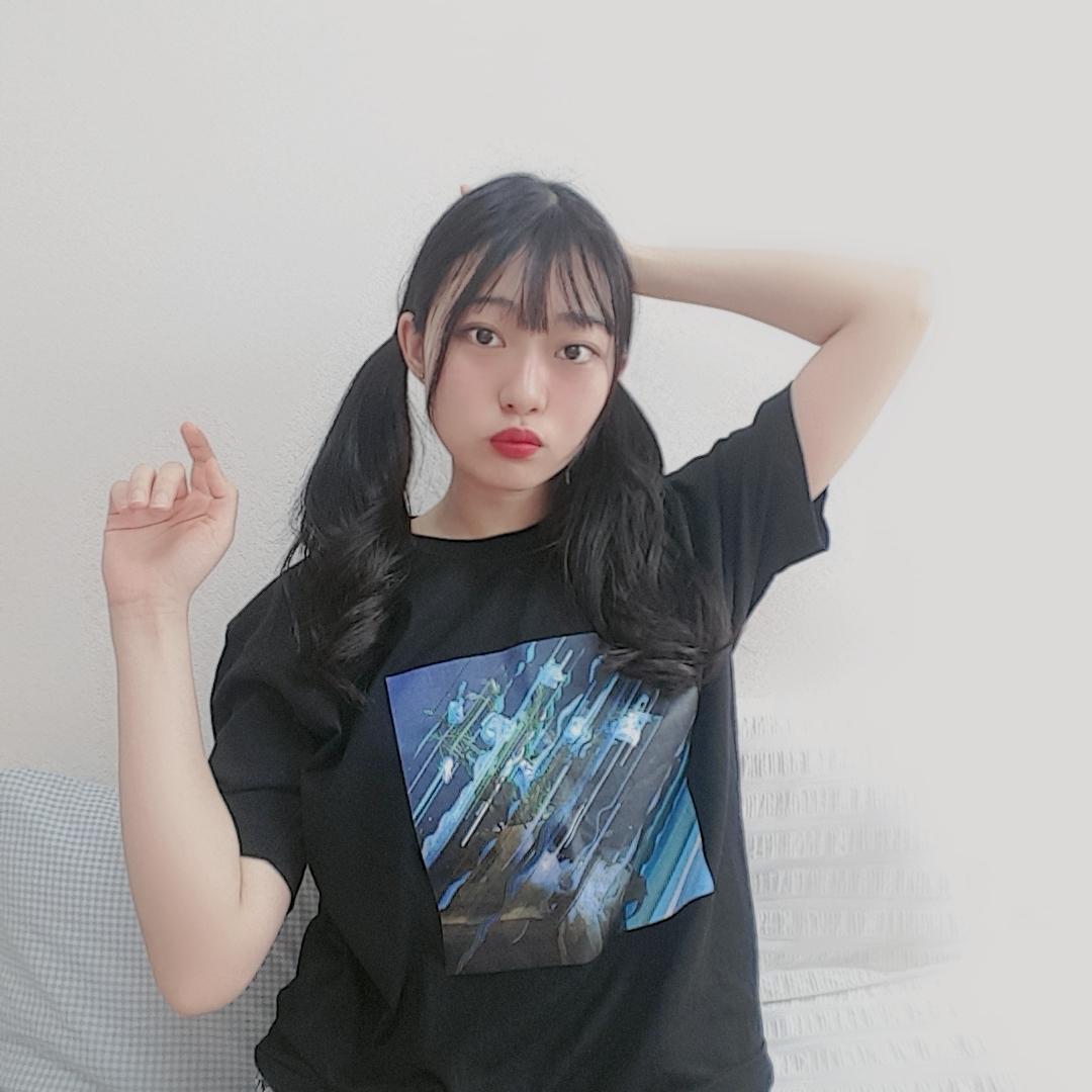 【ルームウエア】かわいいTシャツで過ごす♥_1_4-1