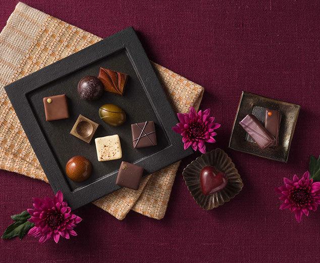 「セルリアンタワー東急ホテル」発・大人のためのチョコレート