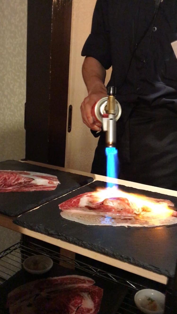 【肉割烹バルって‥‥?!】 京都で食べる肉料理\( ・ω・)/_1_5