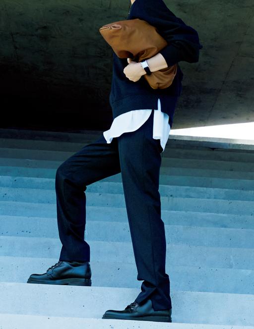 【富岡佳子のトレンドパンツコーデ4選】ワンランクあかぬける着こなしへと導くアイテムを厳選
