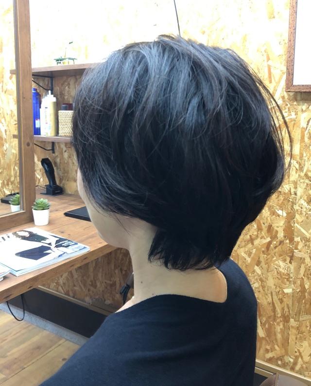 髪切りました in Autumn_1_1-1