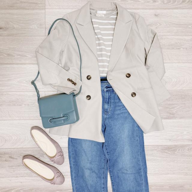 Marisol4月号『新ジャケット論』【momoko_fashion】_1_2-1