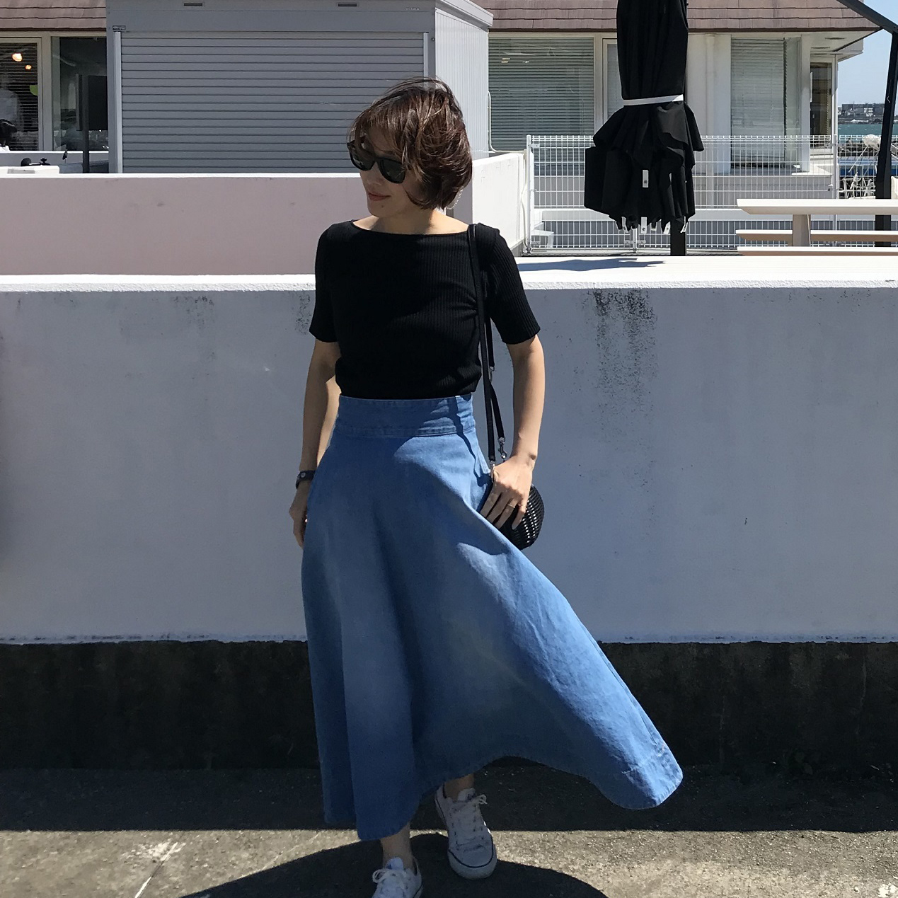 やっぱりスカートが大好き!プチプラから1点ものまでお気に入りの1枚【マリソル美女組ブログPICK UP】_1_1-5