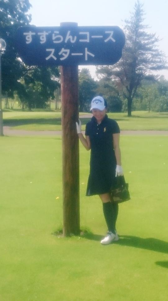 北海道でゴルフ三昧_1_4