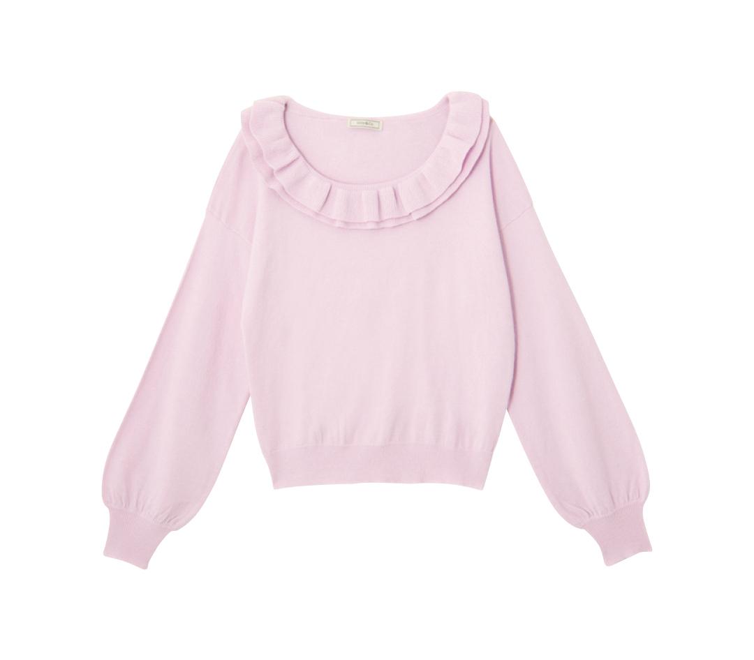 ばっさーも夢中! ブーム間違いなし♡ ピンクの春服9選!_1_2-8