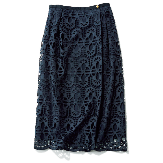 ドゥロワーのスカート