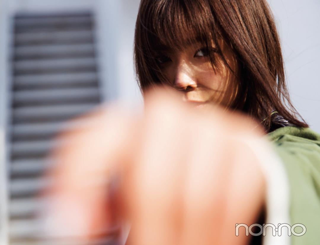 渡邉理佐、欅坂46への愛を語る! ★1st写真集「無口」は本日発売★_1_15