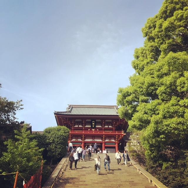 つかの間の遠足時間・江ノ島と鎌倉へ_1_5