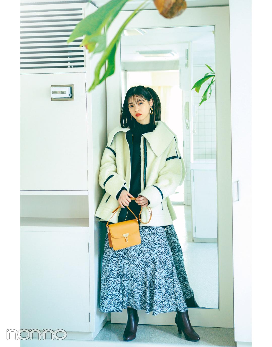 西野七瀬の推し服はボアブルゾン♡ モコモコが可愛すぎ!_1_3