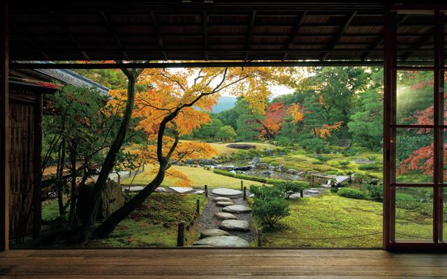 時代の巨匠のことを知ると、より感動を味わえる! 「作庭家」でめぐる京都の名庭_1_2-1