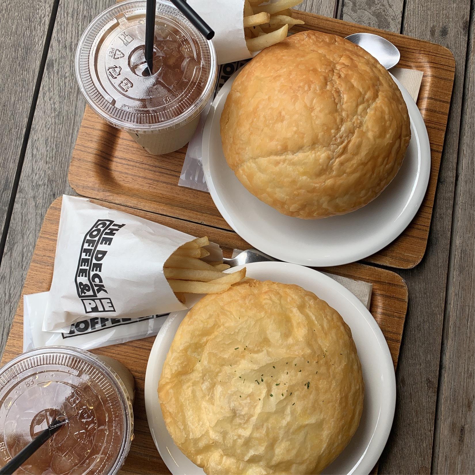 【THE DECK COFFEE & PIE】原宿のおすすめランチ︎☺︎_1_2