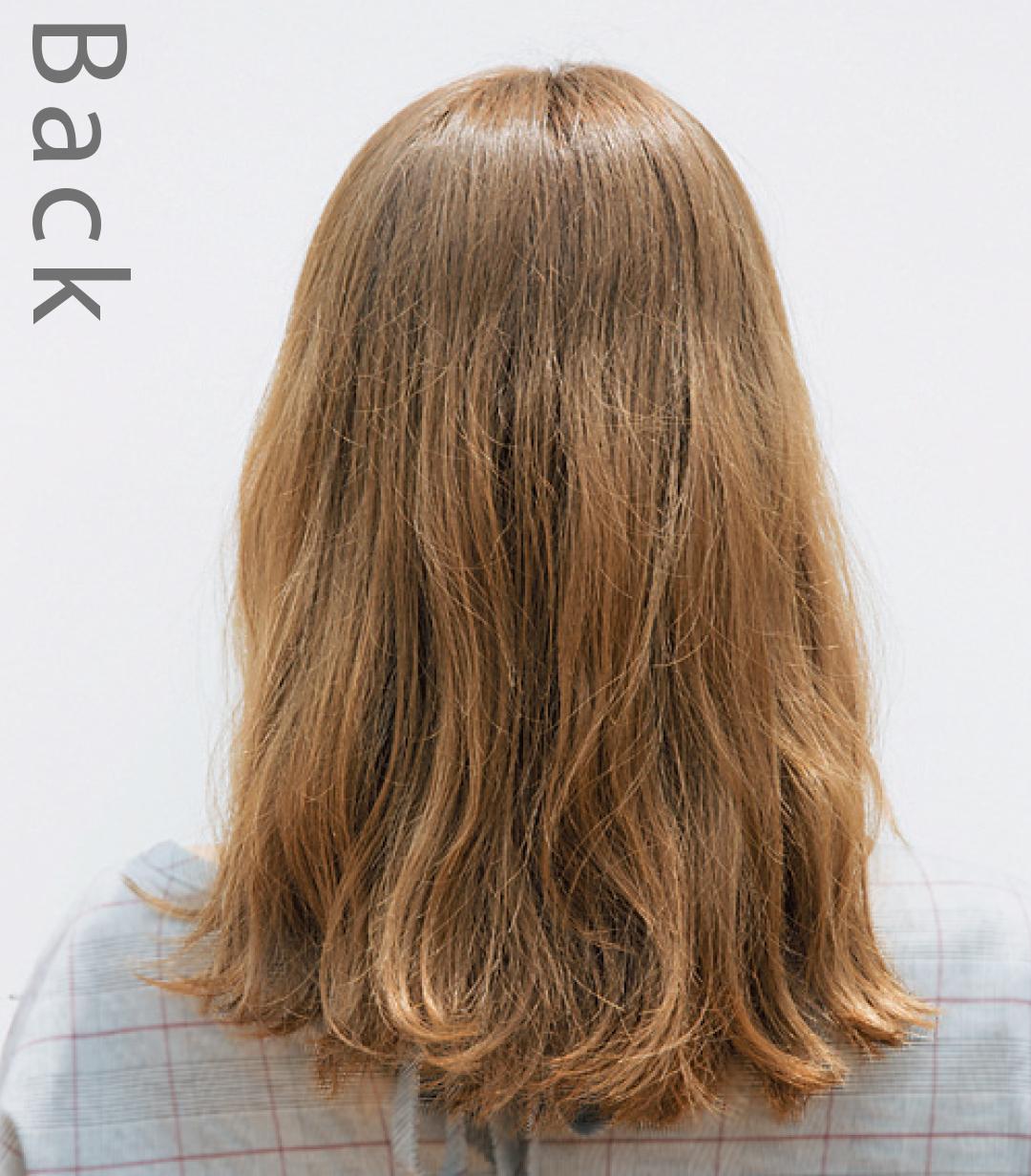 秋のヘアカラーは、トレンド服に似合うグレージュが正解!_1_2-2