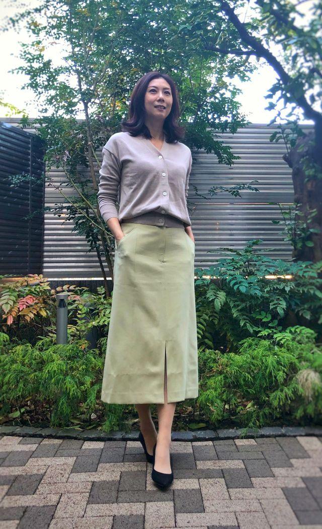 skirt : BABYLONE