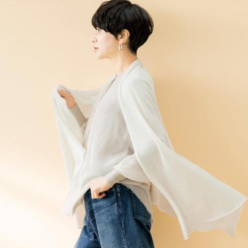 スタイリスト佐伯敦子さんプロデュース「心地よく女らしい、大人の日常スタイル」_1_6