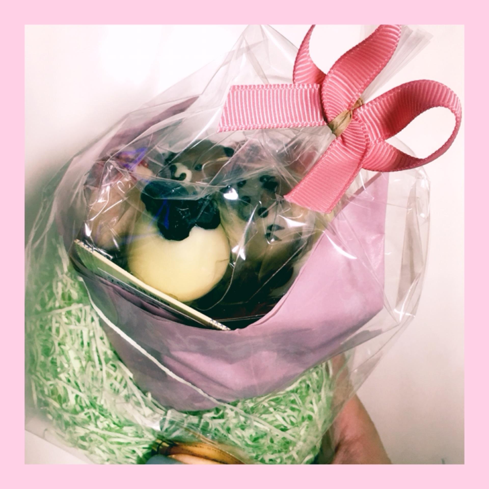 贈物にも最適♡ 花束みたいな『 lollipop chocolate 』♩¨̮⑅_1_1