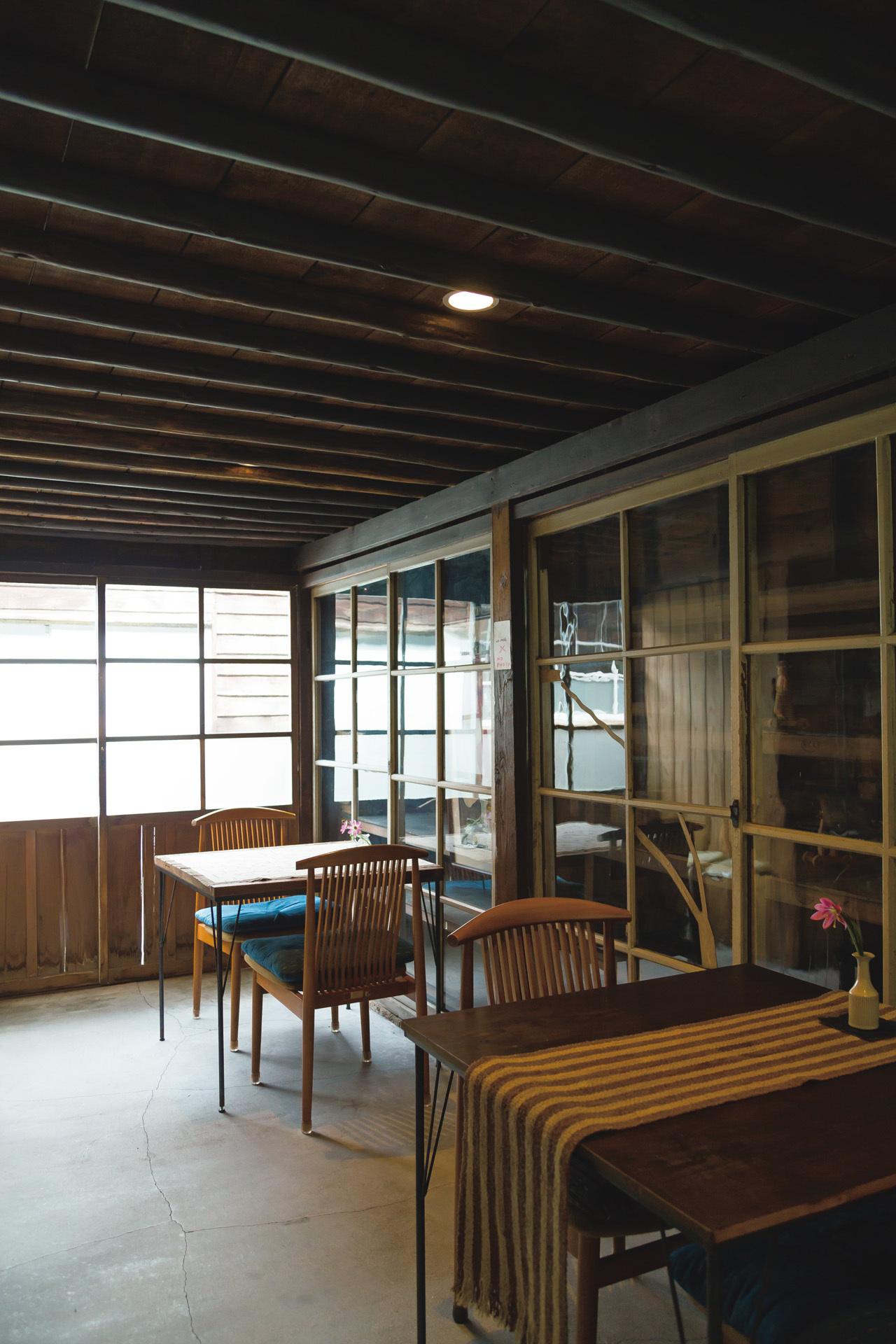 奈良散策途中に立ち寄りたい、大正期の趣漂う喫茶室 工場跡事務室_1_2