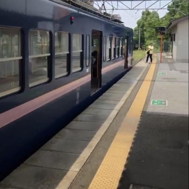 初めて乗った近江鉄道