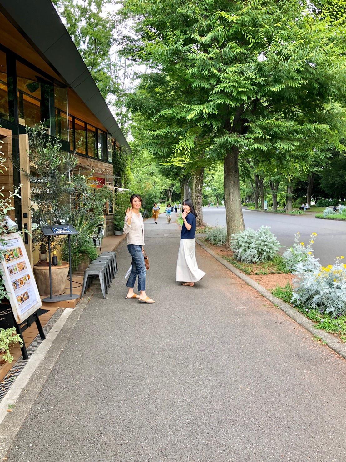 緑に囲まれたランチ会 in 駒沢公園_1_5