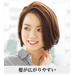 髪型 髪が広がりやすい