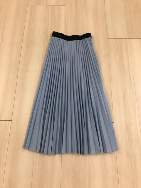 NETSTAR 春色プリーツスカート