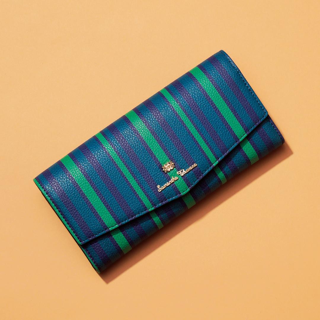 サマンサタバサの新作お財布が続々&ポンポンチャームも絶対欲しい♡ _1_2-2